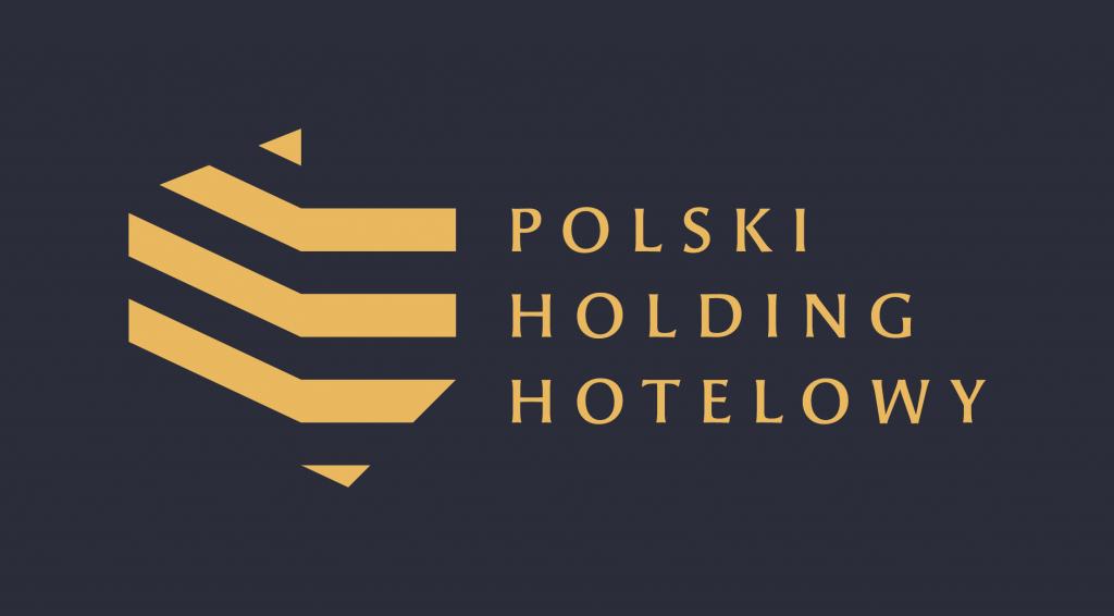 Logo_Polski_Holding_Hotelowy_RGB_Wersja podstawowa - Kolor - negatyw